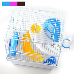 Plastic Metal Portable Multi-function Cosplay Cages Coffee Blue Pink