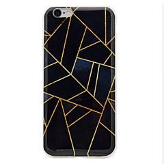 Для IMD С узором Кейс для Задняя крышка Кейс для Мрамор Мягкий TPU для AppleiPhone 7 Plus iPhone 7 iPhone 6s Plus iPhone 6 Plus iPhone 6s