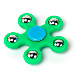 Fidget spinner -stressilelu hand Spinner Lelut viisi Spinner EDCStressiä ja ahdistusta Relief Office Desk Lelut Lievittää ADD, ADHD,