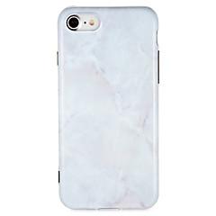 Для яблока iphone 7 7plus корпус крышка шаблон задняя крышка чехол мрамор мягкий tpu 6s плюс 6 плюс 6s 6