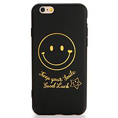 Недорогие Кейсы для iPhone 7 Plus-Для яблока iphone 7 7 плюс чехол чехол шаблон задняя крышка корпус мультфильм мягкий tpu 6s плюс 6plus 6s 6