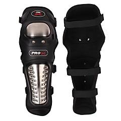 Недорогие Средства индивидуальной защиты-Про-байкер 2pcs / set из нержавеющей стали защитный мотоцикл защитный механизм мотоцикл колено прокладка совместное подкладка