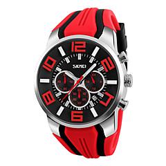 Χαμηλού Κόστους Έξυπνα ρολόγια-Έξυπνο ρολόι Ανθεκτικό στο Νερό Μεγάλη Αναμονή Πολυλειτουργία Χρονόμετρο Ξυπνητήρι Χρονογράφος Ημερολόγιο IR Άλλο Όχι Υποδοχή καρτών Sim