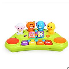 Toys Toys Circular Piano Plastic Pieces Gift