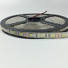 preiswerte LED Lichtstreifen-Flexible LED-Leuchtstreifen 300 LEDs Warmes Weiß Grün Gelb Blau Rot Fernbedienungskontrolle Schneidbar Abblendbar Wasserfest