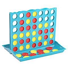 abordables Juegos de Mesa-Juegos de Mesa Juguetes Cuadrado El plastico Piezas Unisex Regalo