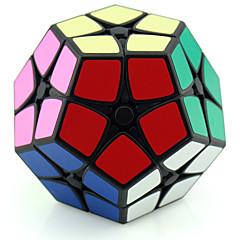 Rubik's Cube Cube de Vitesse  Megamix Cubes magiques Anti-Stress Jouet Educatif Autocollant Lisse Carré Cadeau