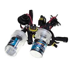 Недорогие Автомобильные фары-SENCART H8 9006 9005 H1 H11 H3 H7 880/888 H10 Автомобиль Лампы 35W W 3600lm lm HID ксеноны Налобный фонарь