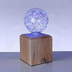 preiswerte LED-Birnen-2W 150lm E27 LED Kugelbirnen G95 33 LED-Perlen Hochleistungs - LED Blau 85-265V