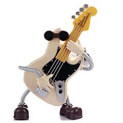 Music Box Gitara Zabawki Kwadrat Drewniany Sztuk Dla obu płci Urodziny Walentynki Prezent