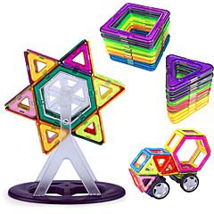 Mıknatıslı Oyuncaklar Legolar 3D Yapbozlar Manyetik Blok Manyetik İnşa Setleri Bilim ve Keşif Oyuncakları Stres Gidericiler Eğitici