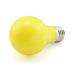 5W E27 Lampe de Décoration A60(A19) 20 SMD 3020 420 lm Jaune K Décorative AC 100-240 V