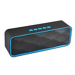 Sc211 yeni açık hava kablosuz bluetooth hoparlörleri mobil akıllı mini subwoofer sesi