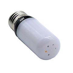お買い得  LED 電球-HKV 5W 400-500lm E14 E26 / E27 LEDコーン型電球 30 LEDビーズ SMD 5736 温白色 クールホワイト 220-240V