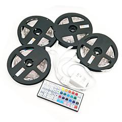 Χαμηλού Κόστους RGB Φωτολωρίδες-120W W Φωτολωρίδες RGB lm DC12 20 m 600 leds RGB