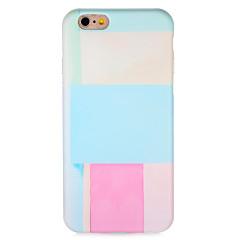 Для яблока iphone 7 7plus чехол крышка шаблон задняя крышка чехол цвет градиент мягкий tpu 6s плюс 6 плюс 6s 6