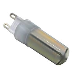 YWXLight® Dimmable 6W G9 LED Bi-pin Lights 136SMD3014 500-600lm Warm White Natural White White 2800/4000/6000K 110V/220V