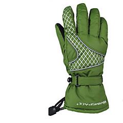 Guantes de esquí Dedos completos Todo Guantes DeportivosMantiene abrigado Impermeable A prueba de viento A prueba de nieve Transpirable A