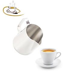 Klasyczny minimalizm Impreza Szklanki, 350 ml Ciepło-izolacyjne Stal nierdzewna Odsłonięte mleko Kubki do kawy