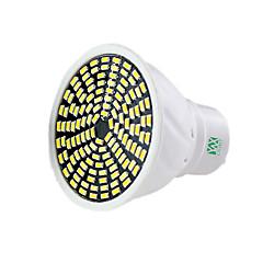preiswerte LED-Birnen-5W GU10 GU5.3(MR16) LED Spot Lampen MR16 128 SMD 3014 400-500 lm Warmes Weiß Kühles Weiß Natürliches Weiß Dimmbar Dekorativ AC 220-240 V1