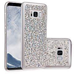 tanie Galaxy S6 Edge Etui / Pokrowce-Kılıf Na Samsung Galaxy S8 Plus S8 IMD DIY Etui na tył Połysk Miękkie TPU na S8 S8 Plus S7 edge S7 S6 edge S6