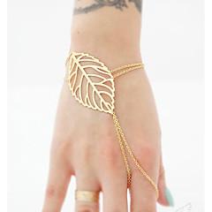 preiswerte Armbänder-Damen Ketten- & Glieder-Armbänder Ring-Armbänder - Böhmische, Boho Armbänder Gold Für Besondere Anlässe Jahrestag Geburtstag
