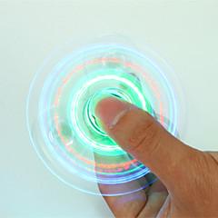 Fidget spinners Hand Spinner Speeltjes Tri-Spinner LED Spinner Stress en angst Relief Kantoor Bureau Speelgoed voor Killing Time Focus