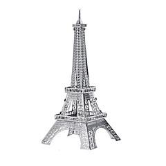 3D퍼즐 직쏘 퍼즐 메탈 퍼즐 장난감 자동차 장난감 탱크 탑 유명한 빌딩 건축 3D 남여 공용 조각