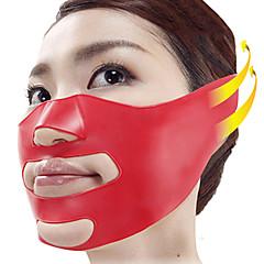 szilikon v arca vékonyabb arcát felvonó vékony masszázs maszk arc vékonyabb kontúr alakítója anti megereszkedik öv