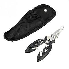1 個 ラインカッター&はさみ 釣りツール プライヤー グラム/オンス mm インチ,ステンレス+ABS樹脂