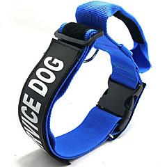 お買い得  犬用首輪/リード/ハーネス-ペット襟犬特別調整可能