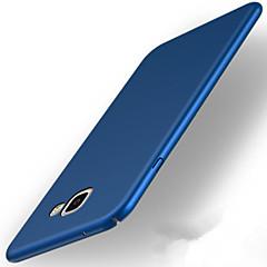 billige -Etui Til Samsung Galaxy A5(2017) / A3(2017) Ultratyndt / Syrematteret Bagcover Ensfarvet Hårdt PC for A3 (2017) / A5 (2017) / A7 (2017)