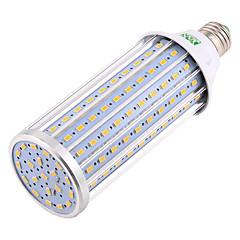 お買い得  LED 電球-YWXLIGHT® 1個 60W 5900-6000lm E26 / E27 LEDコーン型電球 T 160 LEDビーズ SMD 5730 装飾用 LEDライト 温白色 ナチュラルホワイト 85-265V