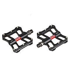 Cycling Mountain Bike 2 Bearing Perlin on Cr - Mo Alloy Black and Red