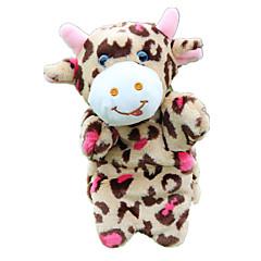 abordables Marionetas-Marionetas de dedo / Marionetas Cow Bonito / Animales / Encantador Felpa Niños Regalo