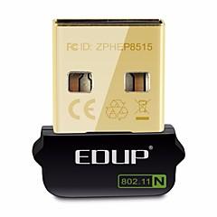 저렴한 -edup usb 무선 wifi 접합기 150mbps wirelee 네트워크 카드 ep-n8508gs