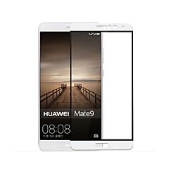 Gehard Glas Screenprotector voor Huawei Huawei Mate 9 Voorkant screenprotector Anti-vingerafdrukken High-Definition (HD) 9H-hardheid 2.5D
