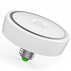 お買い得  LED 電球-1個 12 W 1200 lm E26 / E27 LEDスマート電球 24 LEDビーズ SMD 5730 自動タイプ / 赤外線センサー 温白色 / クールホワイト 85-265 V / 1個 / RoHs