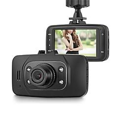 preiswerte Autozubehör-GS8000L 1080p / Full HD 1920 x 1080 Auto dvr 140 Grad Weiter Winkel 2.7 Zoll Autokamera mit Nachtsicht / G-Sensor / Bewegungsmelder
