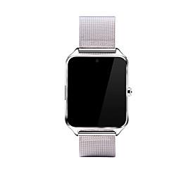 Yy z60 smartwatch camera stand sim card tf facebook twitter ceas cu alarmă inteligent pentru Android / ios