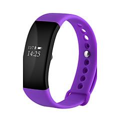 お買い得  大特価腕時計-女性用 ファッションウォッチ / スマート·ウォッチ 耐水 / クール ラバー バンド ブラック / 白 / ブルー