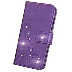 Huawei için p10 lite p10 artı cüzdan elmas taklidi desen kılıfı için huawei p10 lite (2017) g7 p8 lite p8 p9 artı p9 lite p9 mate 9 pro