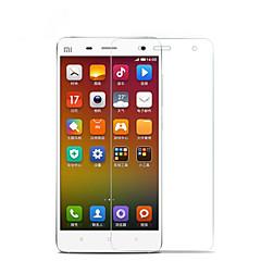 Недорогие Защитные плёнки для экранов Xiaomi-Защитная плёнка для экрана XIAOMI для Xiaomi Mi 4 Закаленное стекло 1 ед. Защитная пленка для экрана Уровень защиты 9H HD