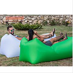 お買い得  キャンプ用寝袋/マット-エアソファー / エアーソファー / エアマット アウトドア キャンプ 防水, 携帯用, 防湿 デザイン理想的なソファ オックスフォード キャンピング&ハイキング, ビーチ, 旅行 のために 1人