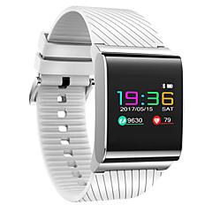 voordelige Smartwatches-Smart Armband Aanraakscherm Hartslagmeter Waterbestendig Verbrande calorieën Stappentellers Logboek Oefeningen Camerabediening