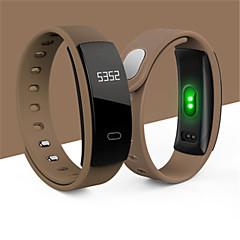 preiswerte Digitaluhren-Herrn Smart Uhr Modeuhr digital Wasserdicht Caucho Band Schwarz Blau Rot Braun Lila