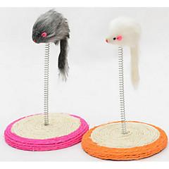 Kot Zabawka dla kota Zabawki dla zwierząt Myszka Myszka Sznurkowy sizal Dla zwierząt domowych