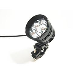 Недорогие Фары для мотоциклов-Мотоцикл Лампы 18W COB 2000lm Внешние осветительные приборы