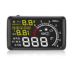 Недорогие Автоэлектроника-X3 Дисплей заголовка для Автомобиль Дисплей KM / h MPH