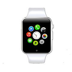 voordelige Smartwatches-Smart horloge Aanraakscherm Waterbestendig Verbrande calorieën Stappentellers Logboek Oefeningen Informatie Berichtenbediening